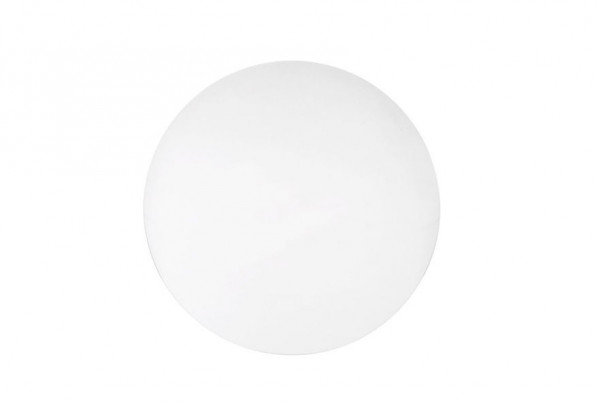 Ball lamp white for indoor and outdoor use - switched off