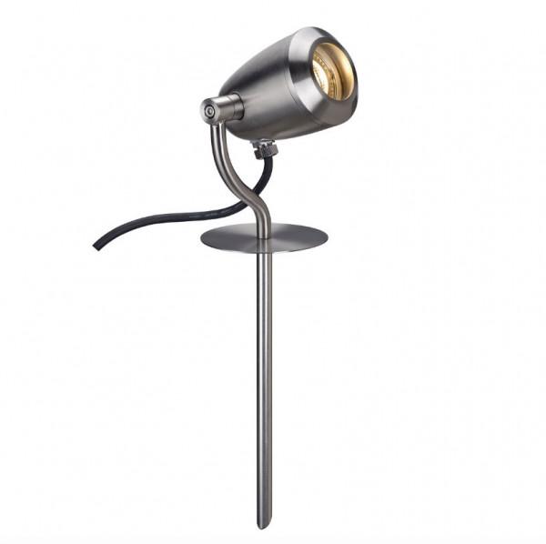 Stainless steel 304 spotlight for interchangeable LED lamps - short version