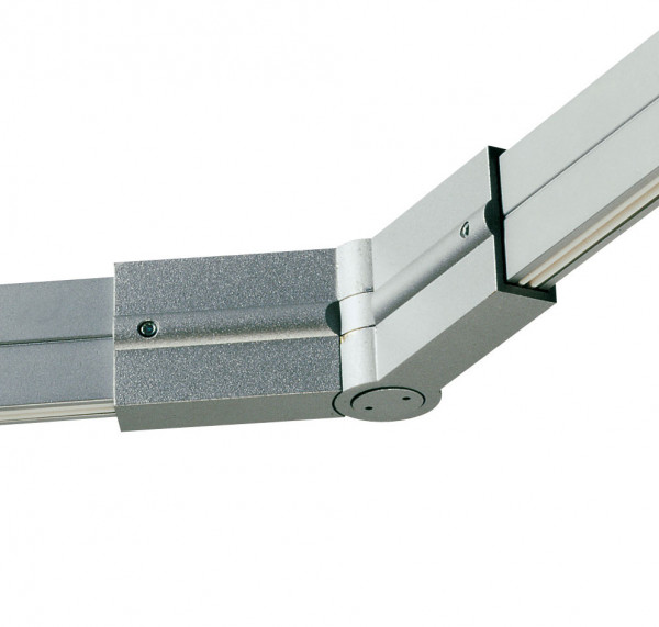 Rail swivel coupling for the CHECK IN system from Oligo