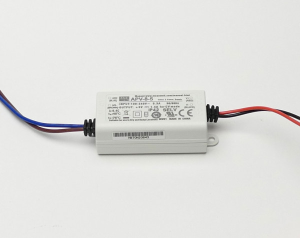 5V power supply for starry sky