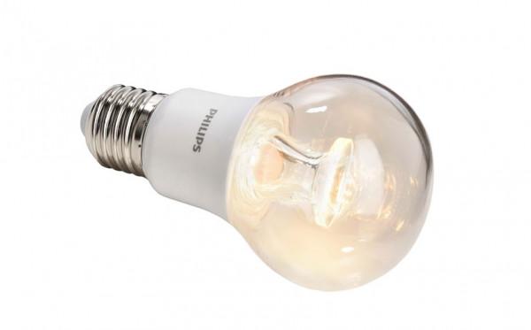 6W LED E27 2700K 470lm DIM