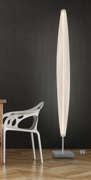 LED floor lamp STRATOS by Escale
