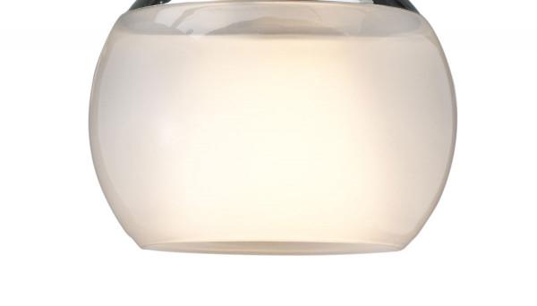 Ersatzglas Leuchte BALINO - hier die Variante Satiniert