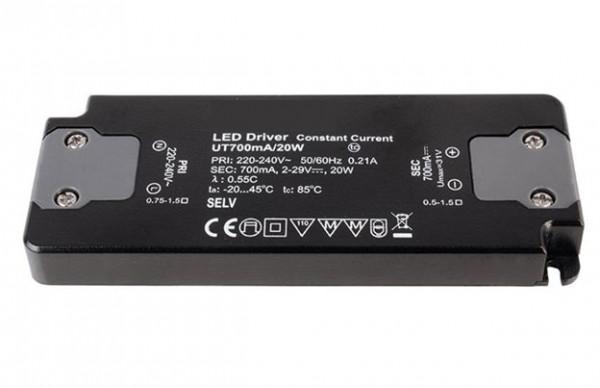 LED-Konverter 700mA, 20W, nicht dimmbar