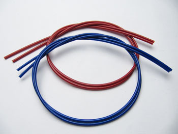 Replacement silicon tubes for lamp ELEMENT 4 or ELEMENT 5