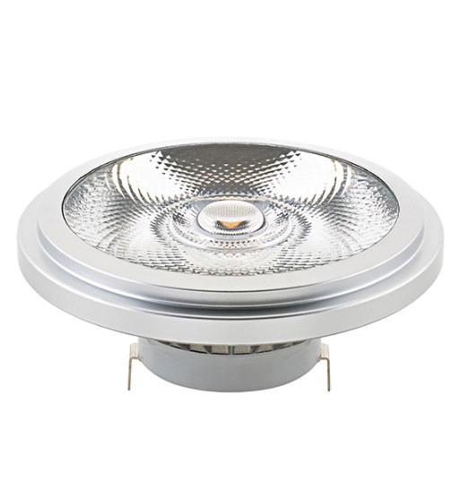 LED 10.8W (65W) / 2700K / CRI 90 / AR111 / dim
