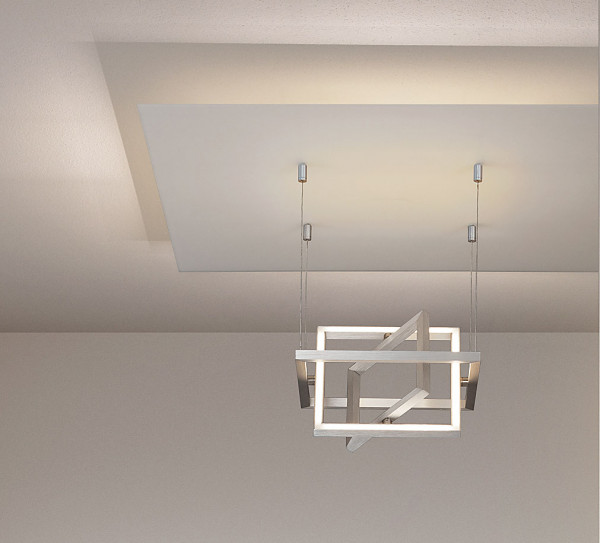 LED ceiling light MATRIX by Escale