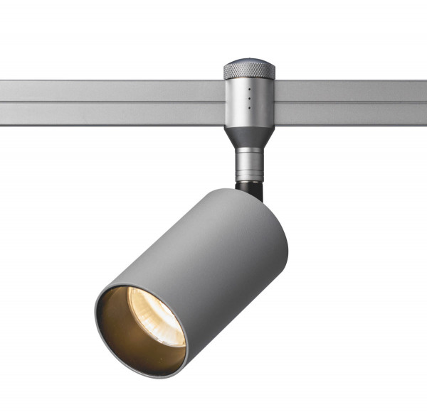 LED spotlight Walley by Oligo for the CHECK IN rail system