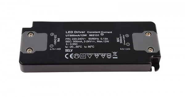 LED converter 12W, not dimmable