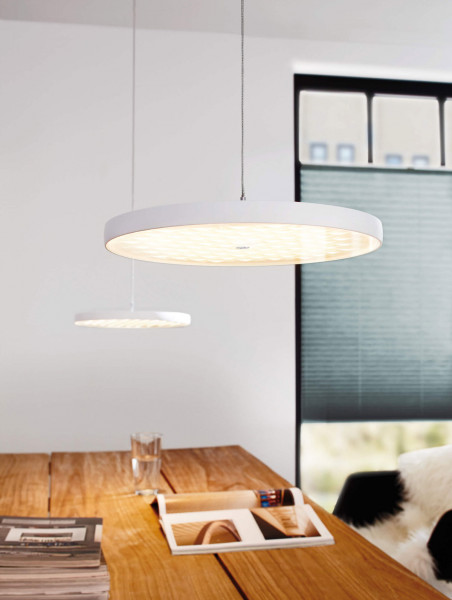LED pendant light DECENT MAX by Oligo - variant white matt