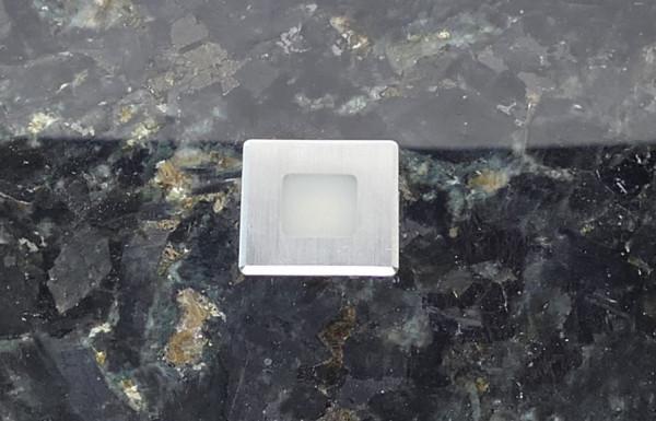LED wall light / floor light Quad-Dot for 12V operating voltage