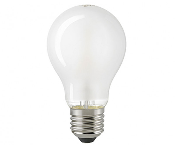LED bulb E27 filament, matt, dimmable