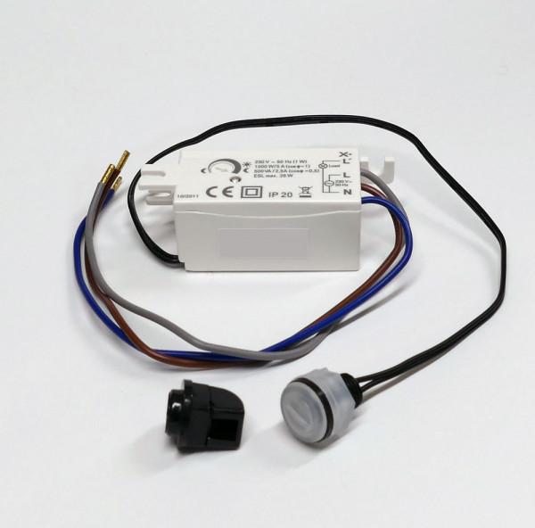 Dämmerungsschalter mit externem Sensor