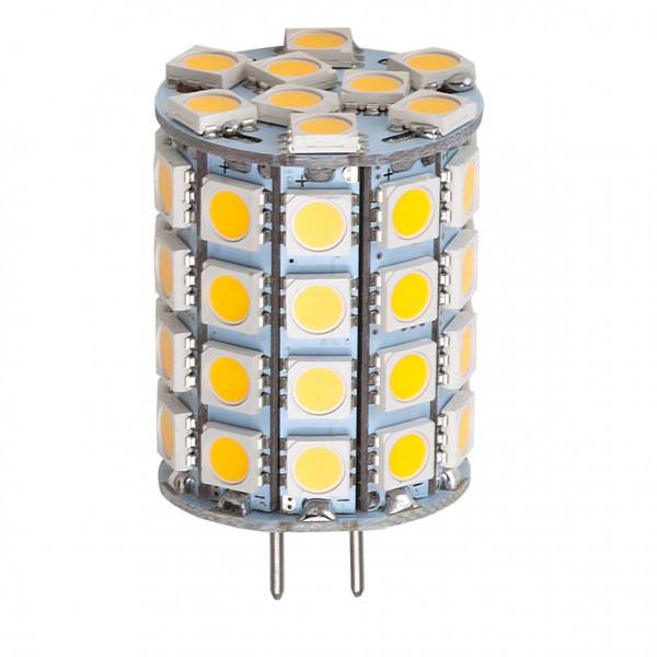 LED GY6.35 / 4.8W / 2700K / CRI 80 / 550lm / dim