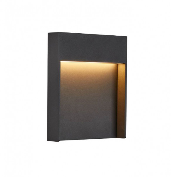 WALL LIGHT ANTHRACITE / ANTHRACITE 3000K / 4000K