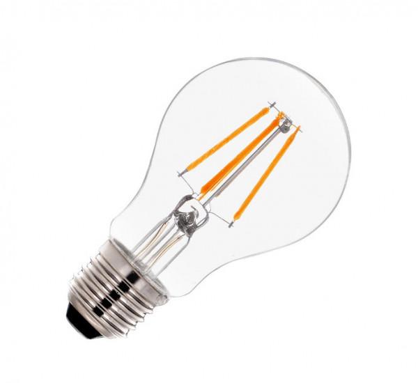 4.5W LED E27 2700K 530lm DIM