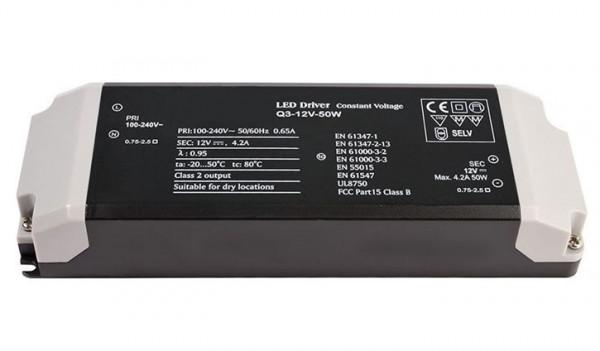 12V LED-Konverter mit konstanter Ausgangsspannung, nicht dimmbar