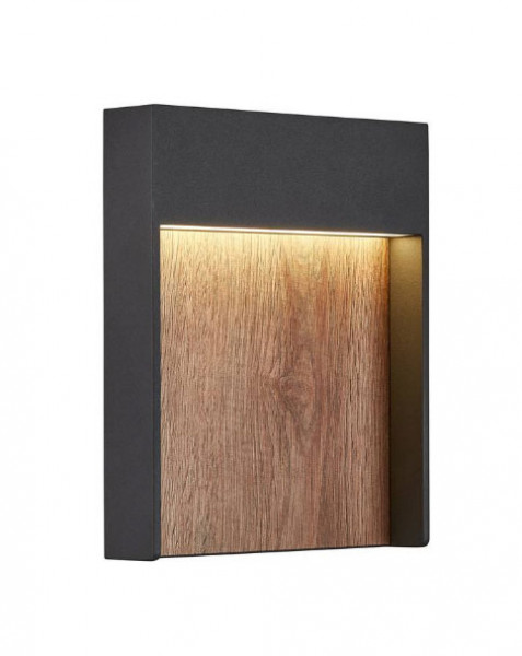 WALL LIGHT ANTHRACITE / BROWN 3000K / 4000K